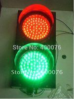 100mm Iron led stop or go ball  traffic light