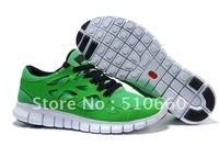 Мужские кроссовки 2012 Christmas Gift! Roshe Run Men's Running shoes, Sports shoes, sneakers anti-fur black white for winter