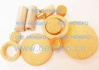 D3*H4 Stainless bronze powder sintered filter disk