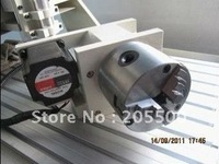 3d cnc wood carving router with 4axis by free shipping