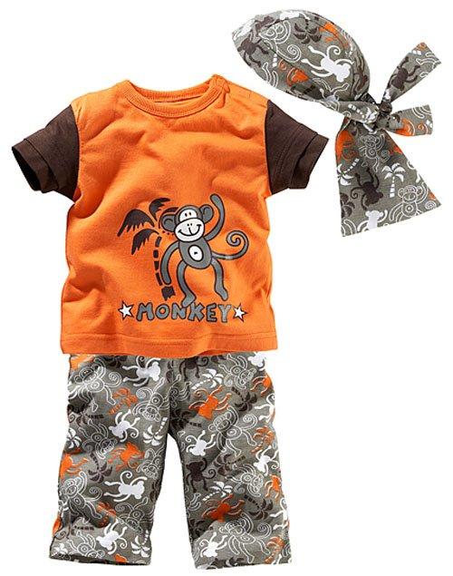 LALADEAL sping kids clothes 2012 boys 3 pcs set,boys clothes suit,children ...