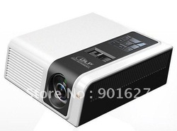 LED Projector MINI DLP projector for home theater DVD TV GAME(Hong Kong)