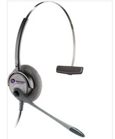 HSM 600 TPQD monaural call center headset
