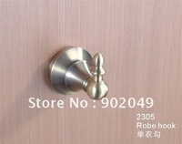 Robe Hook Bathroom Enclosure KG-2305 Cloth Hooks Sanitary Ware Fitting Free Shipping