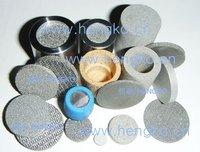 D5.00*H3.01 Stainless steel 316L powder sintered filter disk