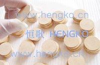 D9.2*H2.5 Stainless bronze powder sintered filter disk