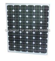 100W Monocrystalline Solar Panel,Solar Power,high quality,high efficiency,low price,CE,IEC,SGS,TUV, ISO certificate