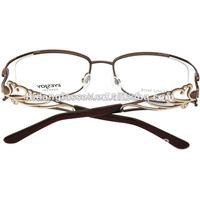 2014 Promotion Cheap Designer Eyewear Eyesjoy 1112 Lady Crystal Optical Frames Wholesale Glasses See Frame Eruo Design Spectacle