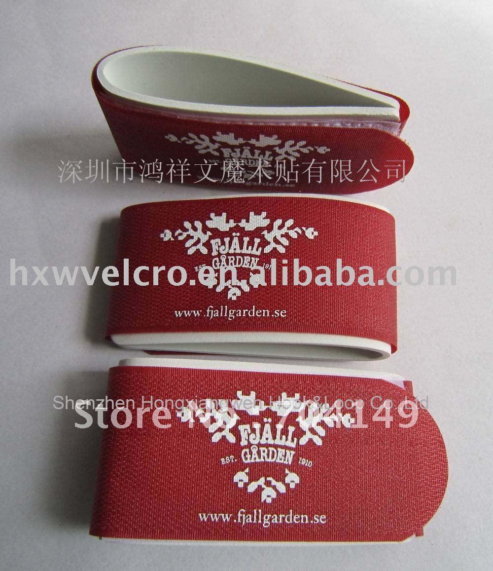 50X450mm Hot Sale Nylon Velcro Ski Strap