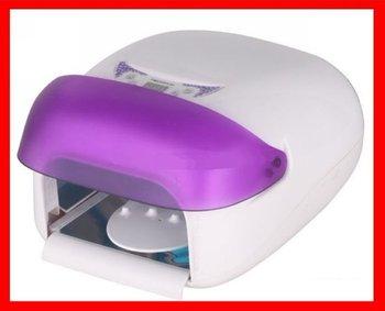 36W Purple UV Curing Lamp UV Gel Nail Polish Nail Dryer Machine (ZS-L08)