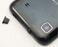 Dock Cover anti dust plug Anti Dust Cap earphone jack plug For Samsung Galaxy 3/i9220/i9250/Nexus/Note/i9100 DHL free shipping