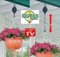 Easy Reach Plant Pulley As Seen On TV Plant Hanger (1pack=2 pieces)