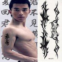 Luminous tattoo sticker waterproof body paint