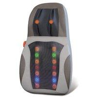 Free shipping!Thai-style open back machine kneading heated massage massage cushion the neck, waist movements massage pad