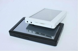 Free shipping mp5 4GB MP6 Player 4.3 LCD TOUCH Screen FM Hign Definition H005 with camera(China (Mainland))