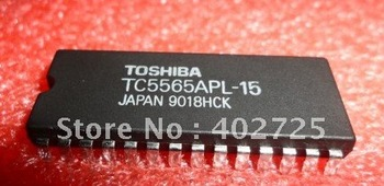 TC5565APL-15  65,536 bit static random access memory organized as 8,192 words by 8 bits using CMOS technology