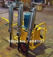 BY- 36/38/40 Hydraulic Rock Splitter Complete Unit - Electromotor Hydraulic Pump