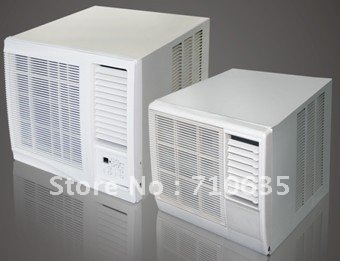 Promotion New Brand OEM Window Air Conditioners CE Certificated /Free Shipping Hot Window Air Conditioners Cooling & Heating(China (Mainland))