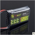 Lion power 7.4V 900MAH 25C 2s High Power lipo battery AKKU MAX 30C RC Model+free shipping