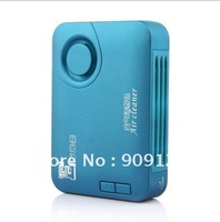Elegance  Turquoise Car Air Purifier with Active Carbon Nano Photocatalyst Anion Ozone  Negative Ions Generator
