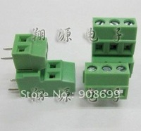 Terminal blocks: 2P Screw type PCB KF128B binding post wire connecting terminals spacing/pitch 3.81mm 300V/10A, Quality assured