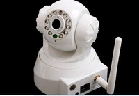 Wireless Security IR Nightvision P/T WiFi IP Camera,