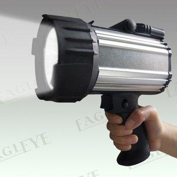 5 pcs/lot Free shipping! High quality! Super bright aluminum alloy 35w hid xenon hunting camping handheld spotlight