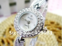 Free Shipping Diamond Watch,Luxury Ladies Watch,Stainless Steel Wristwatch