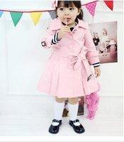 wholesale-5pcs B2W2 baby's coat children's clothing babys wrap girl's outwear B2W2 clothing