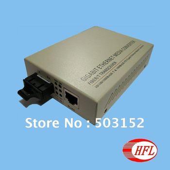 1000M SM DF 20km media converter