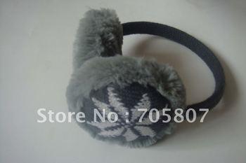 Wholesale 2012 fashion snow earmuff,earcap,5pcs/lot