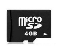 Free shipping Retail and wholesalemicrosdhc 4GB TF/Micro SD card,sdxc memory card,(also offer 2GB 8GB 16GB 32GB TF card)