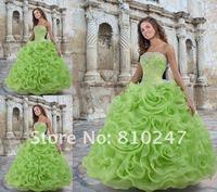 New fashion boutique lotus leaf yarn beaded sexy Bra Qi to wedding