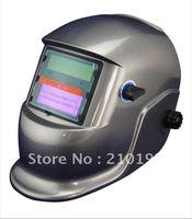 Cheap Li Battery+Solar auto darkening welding helmet/face mask for the MIG MAG CT TSC KR welding machine and LGK plasma cutter