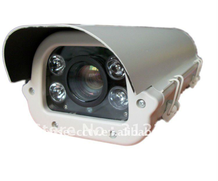 80m CCTV camera 600TVL long range IR waterproof security camera with 6~60mm auto iris lens ir waterproof ccd camera(China (Mainland))