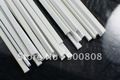 25pcs 2.5*3.0mm flat shape Tube  ABS Plastic pipe D01-008 50cm length free shipping