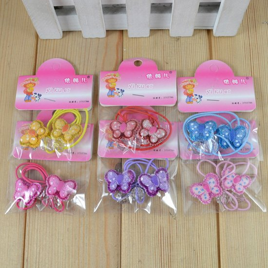 Fashion jewelry Cute Baby kid children girl Hair bands mix design hairpin hair accessory H6