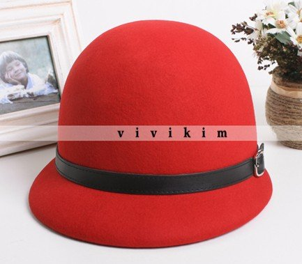 Women Hats  Caps on Top Hat  Top Headgear Retail Women Cap With Belt Wholesale Fedoras Hat