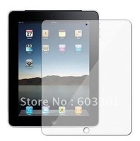 Screen cover for iPad3, free shipping OPP bag packing screen protector for iPad 3, for iPad 3 screen guard