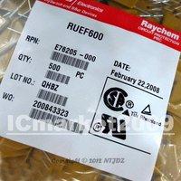 10 PCS RUEF600 30V 6.0A DIP-2 X30 UF600 Polyswitch, Resettable Fuse, PPTC