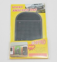 Hot sell for car!600pcs/lot,Sticky Anti-slip Mat for car