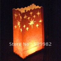 1200ps/lot+Free shipping,wholesale flame retardant candle bag for wedding/birthday/party/ valentine's day,Luminary candle bags