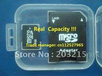 Free Shipping Wholesale 5 pcs/lot mini TF card,  4GB  TransFlash Memory Cards  Micro SD cardS