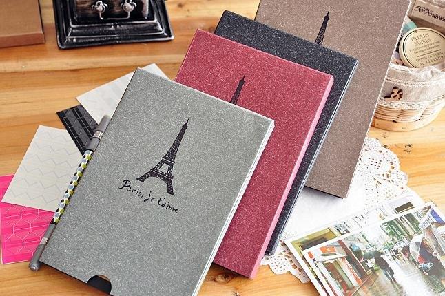 cosecha manual torre eiffel album de fotos bricolaje a5 envío