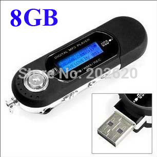 Polish/Russian/Portuguese/Spanish etc...26 languages supported USB Flash MP3 Player 4GB with FM radio