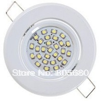 low price 3W MR16 holder 38pcs smd 3528 led ceiling light,smd led ceiling lamp,220v imput,whie 5000-6500K,20pcs a lot,