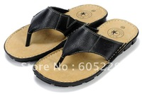 Cheap Fashion Slippers Guciheaven 0304 Men's Slippers Genuine Leather Slippers