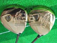 2012 golf clubs New Maruman MAJESTY Fairway Woods 2pc//lot Regular/shaft Golf.Free shipping,