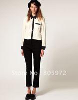 Женские блузки и Рубашки 100% 1pcs/lot 8347
