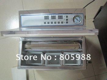 Small tea bag vacuum sealing machine